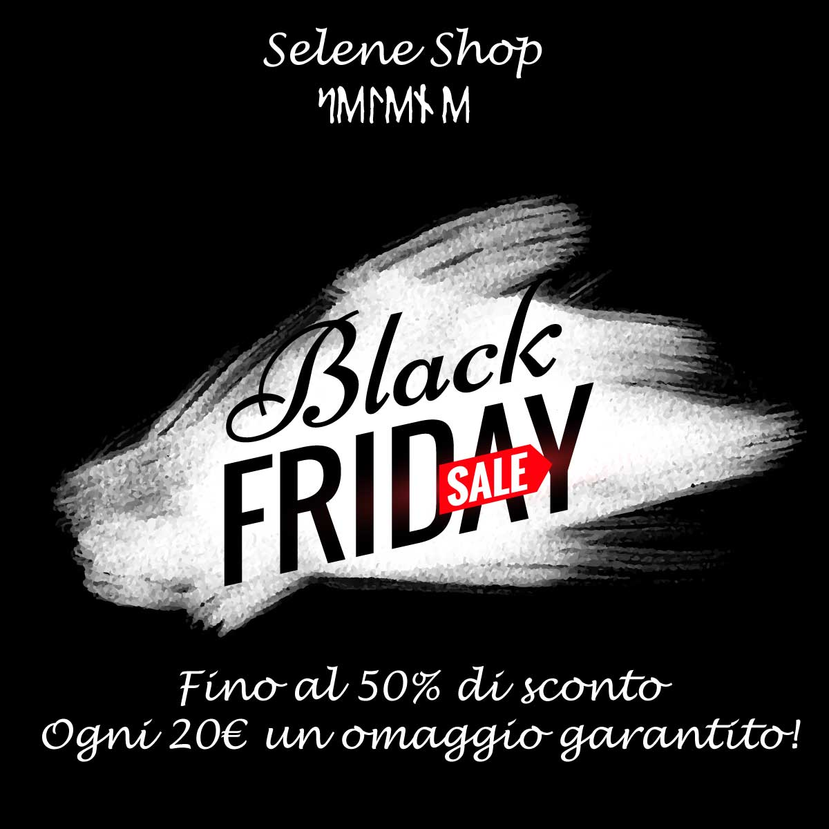 Black Friday esoterico 2018